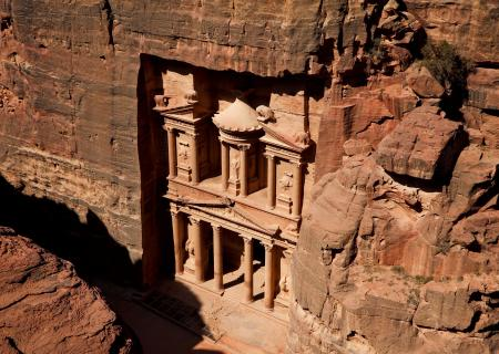 Scoprire Petra con guida locale esperta davide guglielmi contemporary art of travel