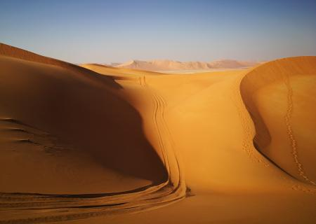 Paesi Arabi_Oman_Deserto Rub Al Khali_viaggio con esperto accompagnatore tour leader_contemporary art of travel